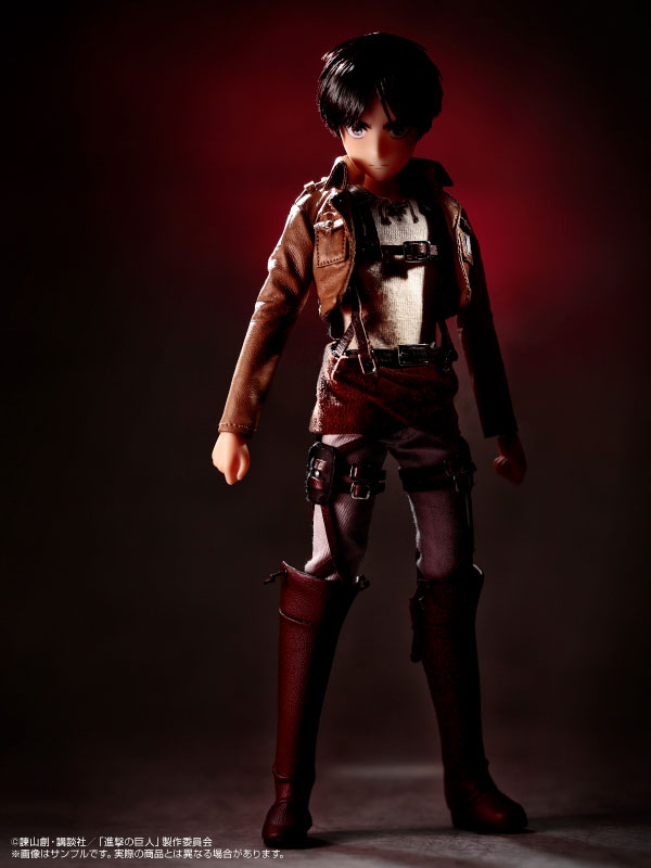 1/6 Asterisk Collection Series No.011 Attack on Titan - Eren Yeager Complete Doll(Pre-order)1/6 アスタリスクコレクションシリーズ No.011 進撃の巨人 エレン・イェーガー 完成品ドールAccessory