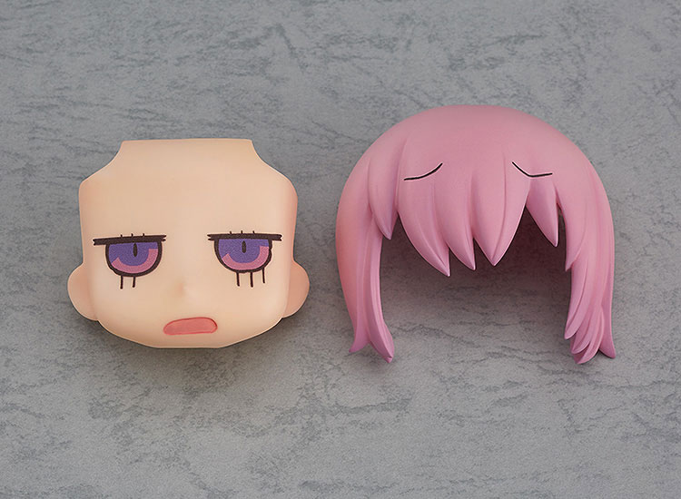 Nendoroid More - Learning with Manga! Fate/Grand Order Face Swap (Shielder/Mash Kyrielight)(Pre-order)ねんどろいどもあ マンガで分かる!Fate/Grand Order とりかえっこフェイス (シールダー/マシュ・キリエライト)Nendoroid
