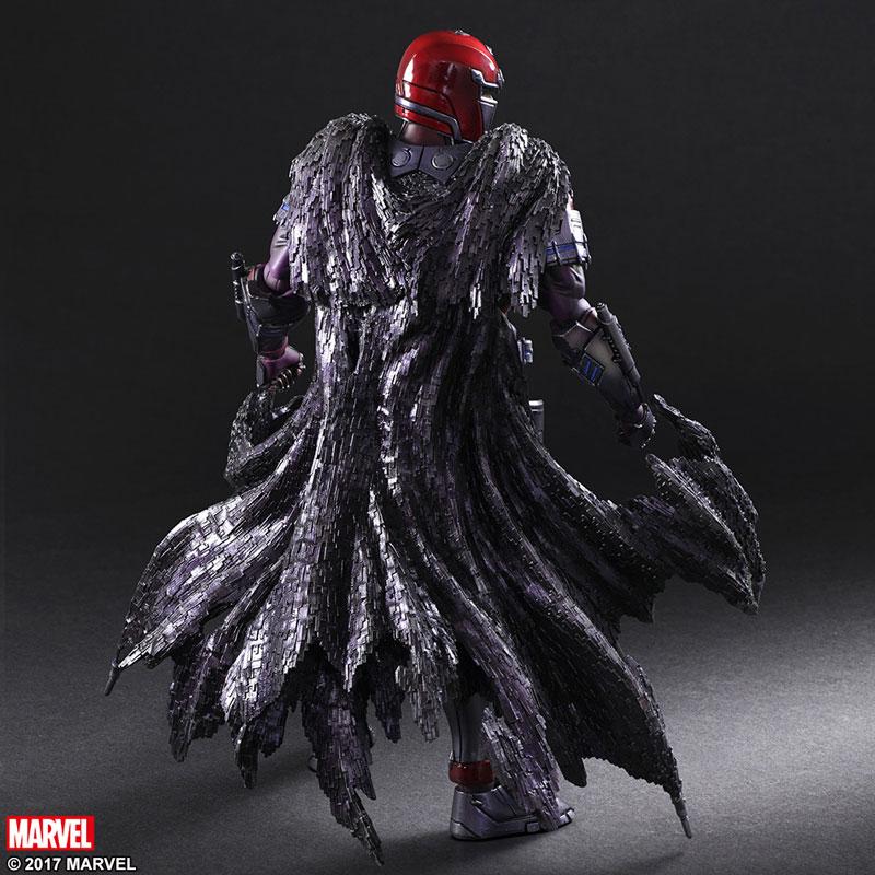 Variant Play Arts Kai - MARVEL UNIVERSE Magneto(Pre-order)ヴァリアント プレイアーツ改 MARVEL UNIVERSE マグニートーScale Figure