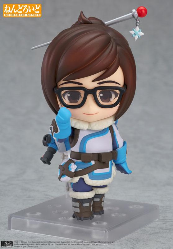 Nendoroid - Overwatch: Mei Classic Skin Edition(Pre-order)ねんどろいど オーバーウォッチ メイ クラシックスキン・エディションNendoroid