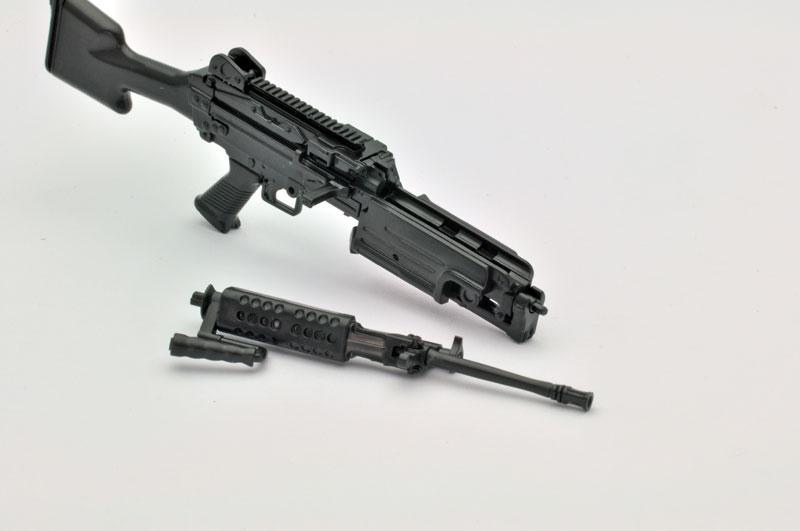 リトルアーモリー 〈LA032〉1/12 M249タイプ プラモデル