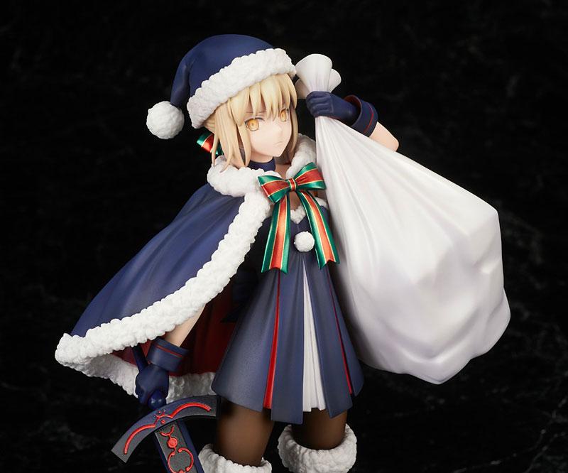 Fate/Grand Order - RIder/Altria Pendragon [Santa Alter] 1/7 Complete Figure(Pre-order)Fate/Grand Order ライダー/アルトリア・ペンドラゴン[サンタオルタ] 1/7 完成品フィギュアScale Figure