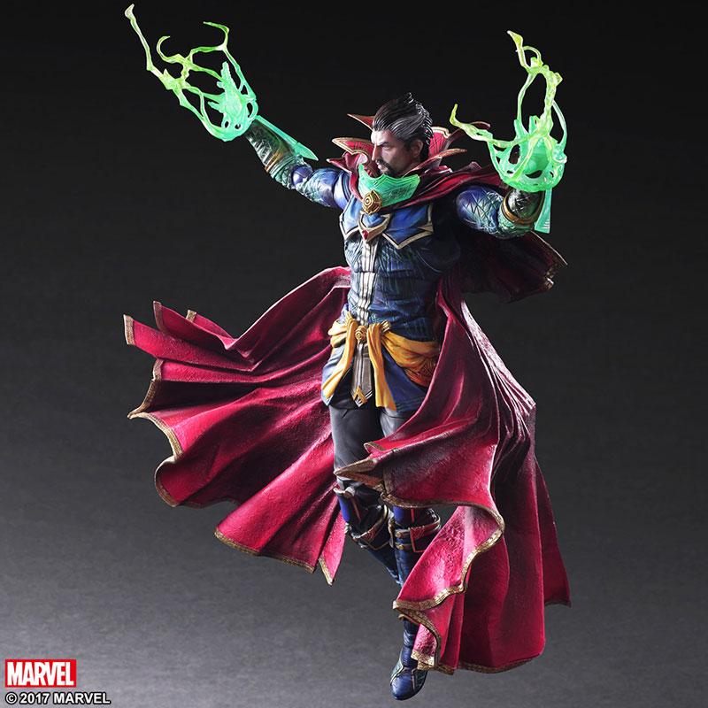 Variant Play Arts Kai - Marvel Universe: Dr. Strange(Pre-order)ヴァリアント プレイアーツ改 MARVEL UNIVERSE ドクター・ストレンジScale Figure