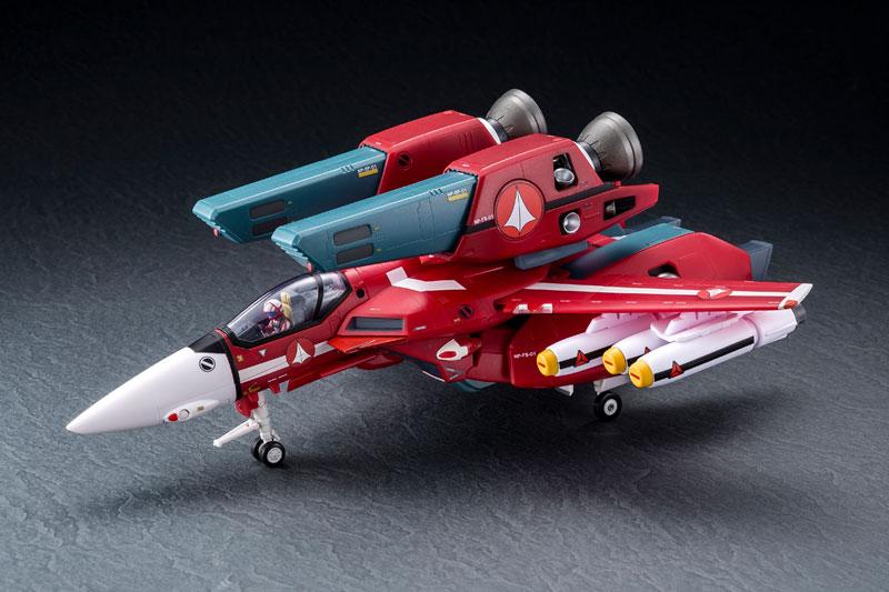 超時空要塞マクロス 1/60 完全変形VF-1J スーパーバルキリー ミリア・F・ジーナス 搭乗機