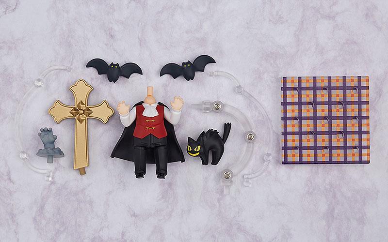 Nendoroid More - Halloween Set Male Ver.(Pre-order)ねんどろいどもあ ハロウィンセット 男の子Ver.Nendoroid