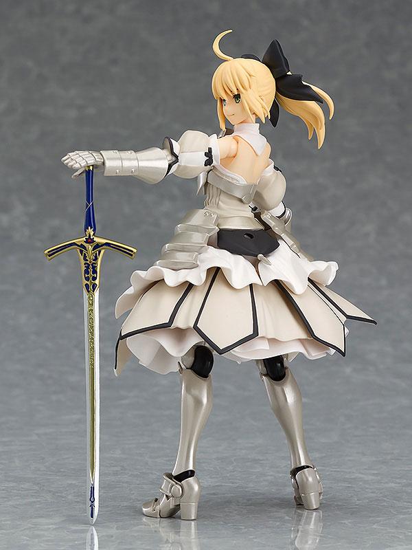 figma - Fate/Grand Order: Saber/Altria Pendragon [Lily](Pre-order)figma Fate/Grand Order セイバー/アルトリア・ペンドラゴン[リリィ]Figma