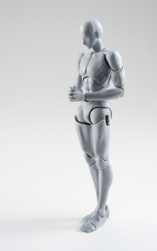 S.H. Figuarts Body-kun -Rihito Takarai- Edition DX SET (Gray Color Ver.)(Pre-order)S.H.フィギュアーツ ボディくん -宝井理人- Edition DX SET (Gray Color Ver.)Scale Figure