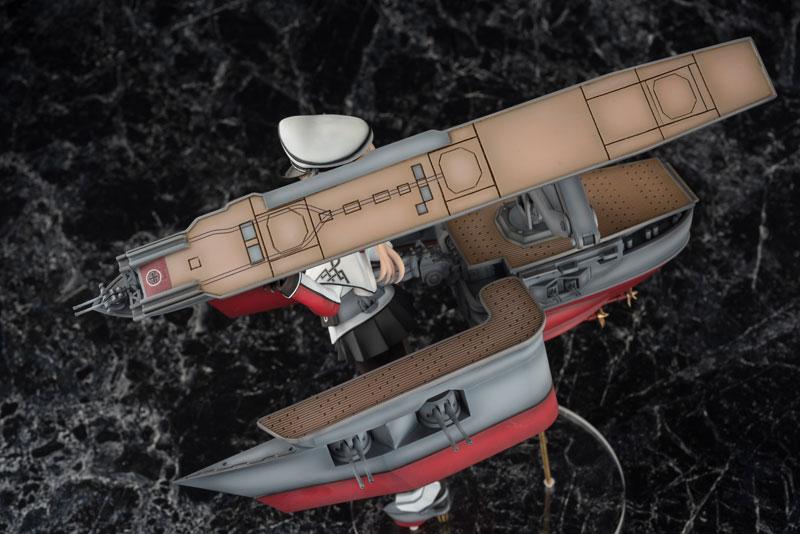 Kantai Collection -Kan Colle- Graf Zeppelin 1/7 Complete Figure(Pre-order)艦隊これくしょん -艦これ- グラーフ・ツェッペリン 1/7 完成品フィギュアScale Figure
