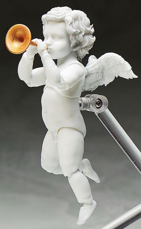 figma テーブル美術館 天使像 ひとりver.