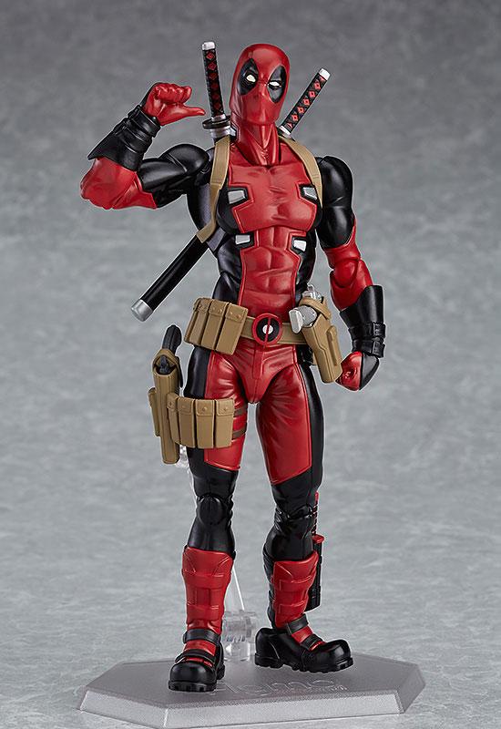figma - Deadpool DX ver.(Pre-order)figma デッドプール DX ver.Figma