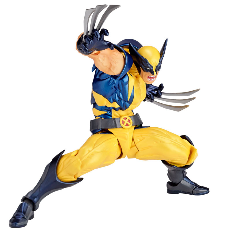 Figure Complex - Amazing Yamaguchi No.005 Wolverine(Pre-order)フィギュアコンプレックス アメイジング・ヤマグチ No.005 Wolverine (ウルヴァリン)Scale Figure