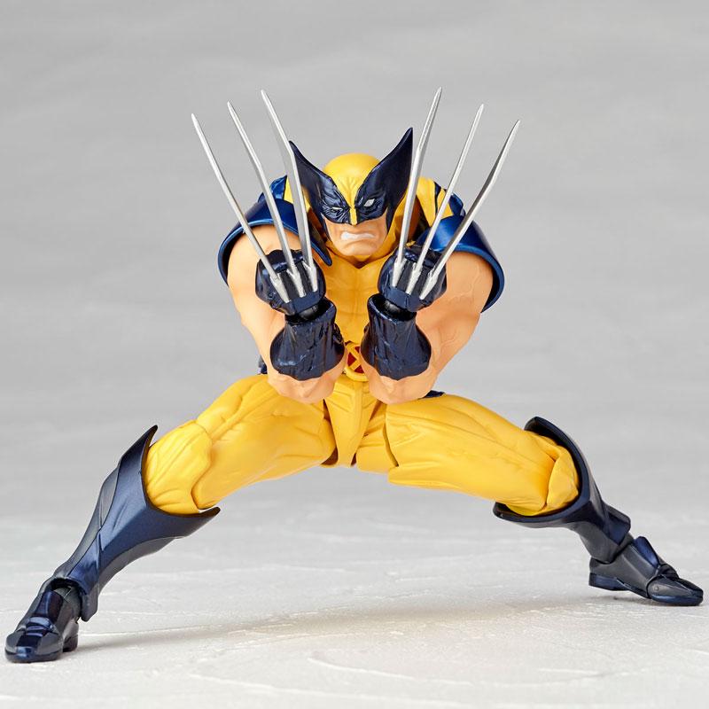 フィギュアコンプレックス アメイジング・ヤマグチ No.005 Wolverine (ウルヴァリン)