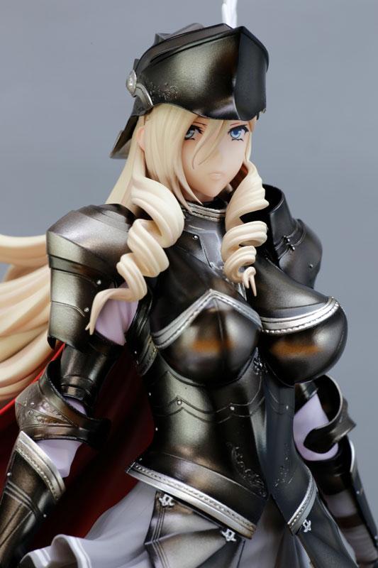 ワルキューレロマンツェ[少女騎士物語] スィーリア・クマーニ・エイントリー 1/6 Black ver.