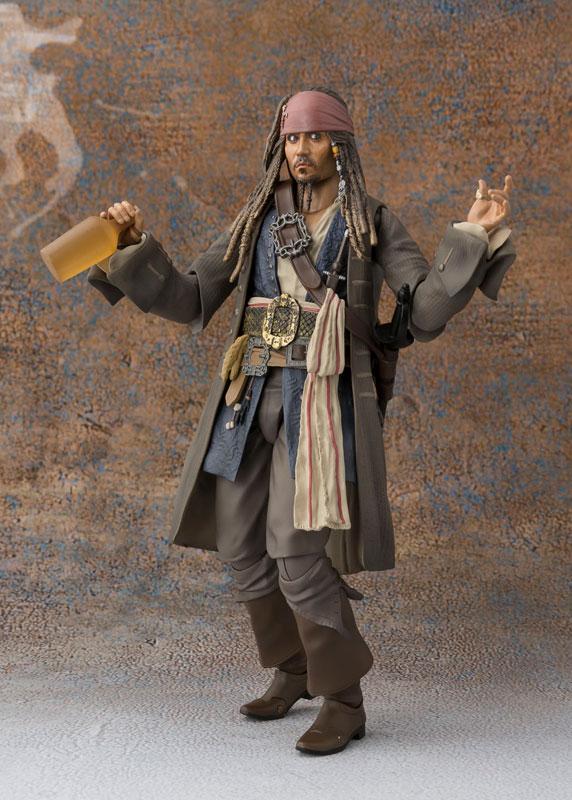 S.H. Figuarts - Captain Jack Sparrow