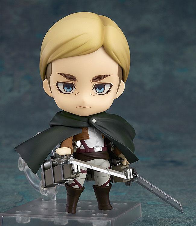 Nendoroid - Attack on Titan: Erwin Smith(Pre-order)ねんどろいど 進撃の巨人 エルヴィン・スミスNendoroid