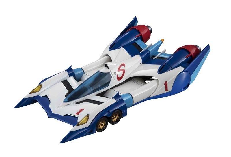 Variable Action - Future GPX Cyber Formula SIN: New Asurada AKF-O/G Aero Mode(Pre-order)ヴァリアブルアクション 新世紀GPXサイバーフォーミュラSIN νアスラーダ AKF-O/G エアロモードScale Figure