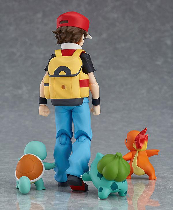 figma - Pokemon: Red(Pre-order)figma ポケットモンスター レッドFigma