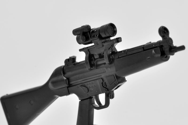 リトルアーモリー 〈LA033〉 1/12 MP5A4/5タイプ プラモデル