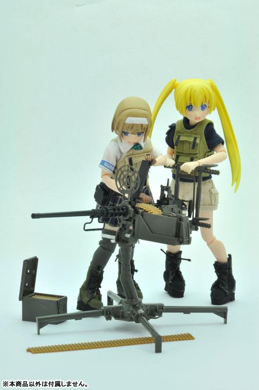 リトルアーモリー 〈LD009〉1/12 M2重機関銃(対空銃架) プラモデル