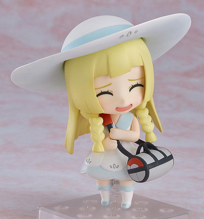 Nendoroid - Pokemon: Lillie(Pre-order)ねんどろいど ポケットモンスター リーリエNendoroid
