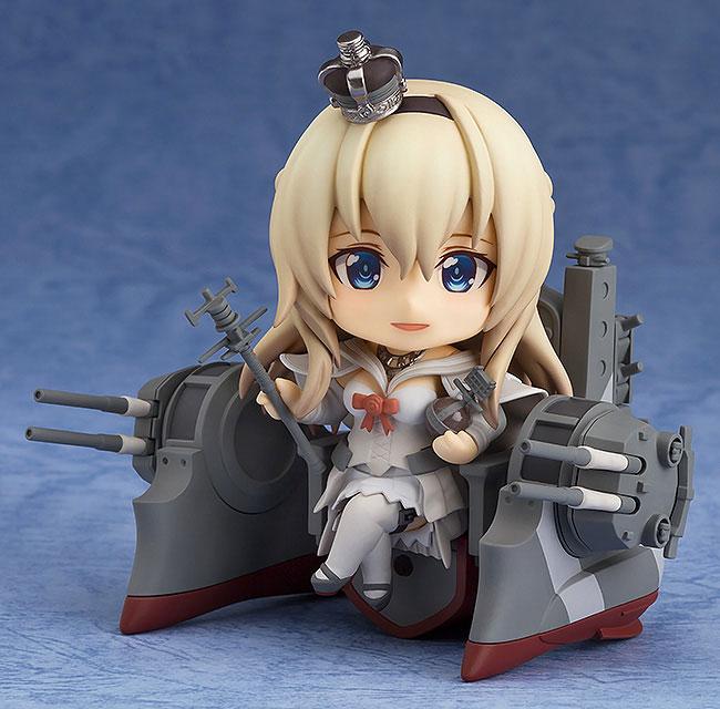 ねんどろいど 艦隊これくしょん -艦これ- Warspite(ウォースパイト)[グッドスマイルカンパニー]