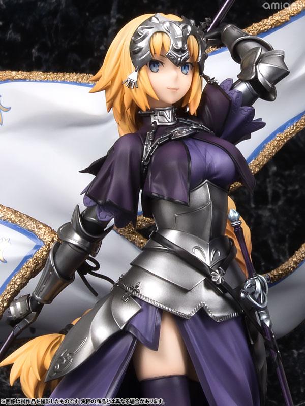 【限定販売】『Fate/Grand Order』 ルーラー/ジャンヌ・ダルク 1/7 完成品フィギュア[アスキー・メディアワークス]《発売済・在庫品》