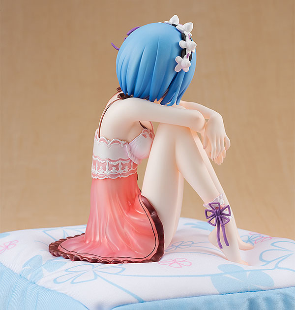 Re:ZERO -Starting Life in Another World- Rem Birthday Lingerie Ver. 1/7 Complete Figure(Pre-order)Re:ゼロから始める異世界生活 レム・バースデーランジェリーVer. 1/7 完成品フィギュアScale Figure