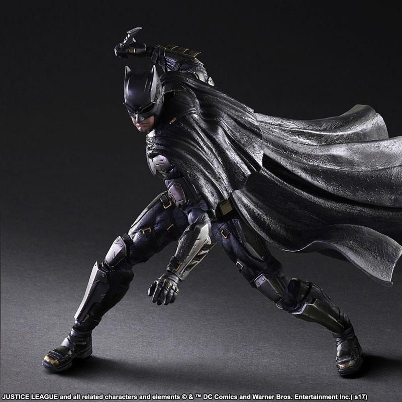 Play Arts Kai - JUSTICE LEAGUE: Batman Tactical Suit ver.(Pre-order)プレイアーツ改 JUSTICE LEAGUE バットマン タクティカルスーツverScale Figure