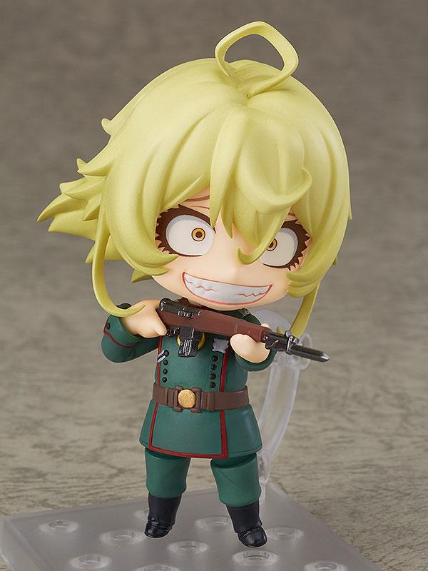 Nendoroid - Youjo Senki: Tanya Degurechaff(Pre-order)ねんどろいど 幼女戦記 ターニャ・デグレチャフNendoroid