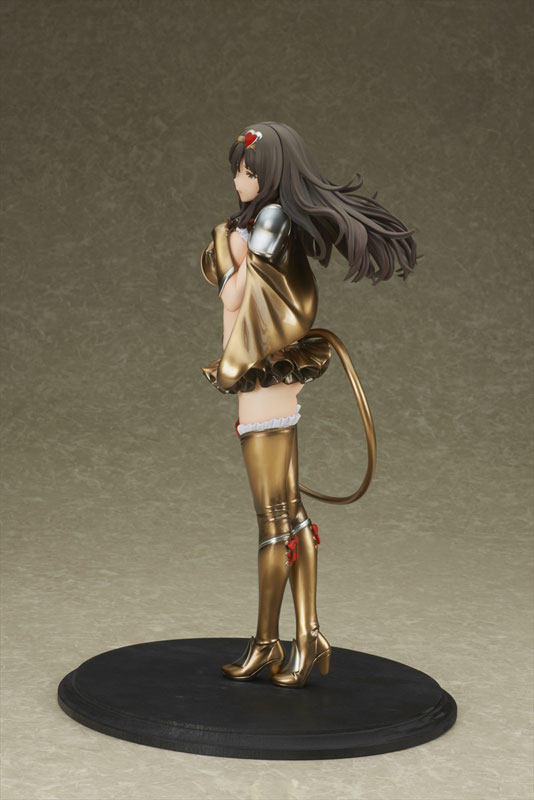 Houkago Present - Maya Suma 1/6 Gold ver. Complete Figure(Pre-order)放課後プレゼント 須磨マヤ 1/6 Gold ver. 完成品フィギュアScale Figure