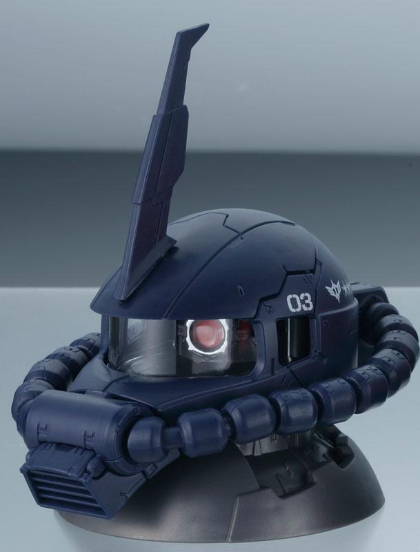機動戦士ガンダムEXCEED MODEL ZAKU HEAD 2 9個入りBOX
