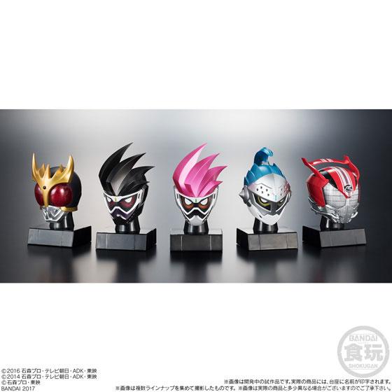 仮面ライダー 仮面之世界(マスカーワールド)3 10個入りBOX (食玩)
