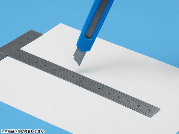 プラ=シート ホワイト 厚さ:0.1mm B5版サイズ 2枚入り