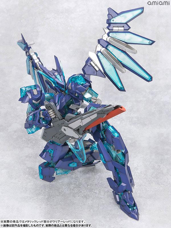フレームアームズ 1/100 LX-R01J ヤクトファルクス プラモデル