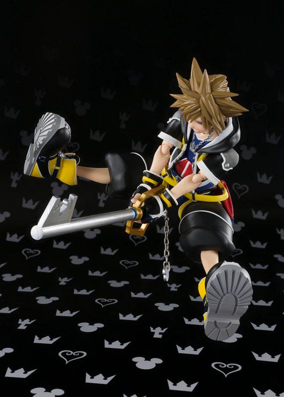 S.H. Figuarts - Sora (Kingdom Hearts II)(Pre-order)S.H.フィギュアーツ ソラ(KINGDOM HEARTS II)Scale Figure