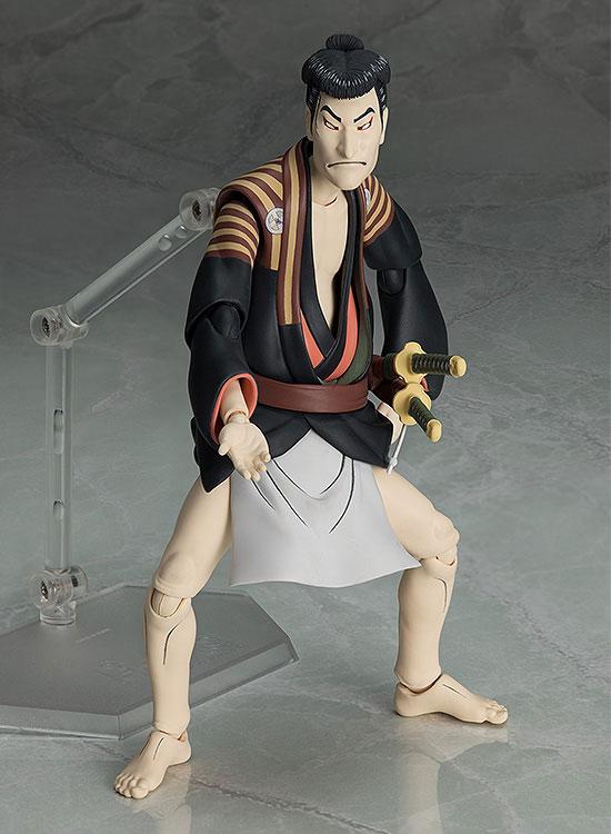 figma - The Table Museum: Otani Oniji III as Yakko Edobei by Sharaku(Pre-order)figma テーブル美術館 写楽作 三代目大谷鬼次の奴江戸兵衛Figma
