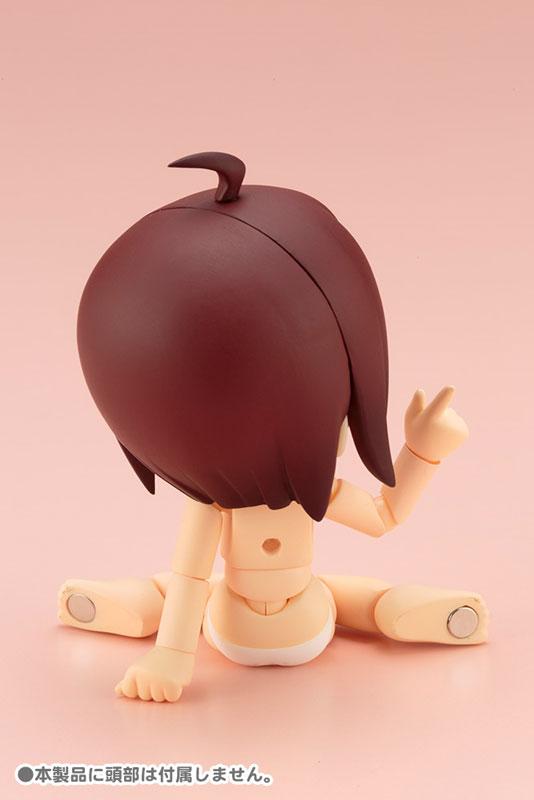 キューポッシュえくすとら 女の子ボディ(素体) 可動フィギュア