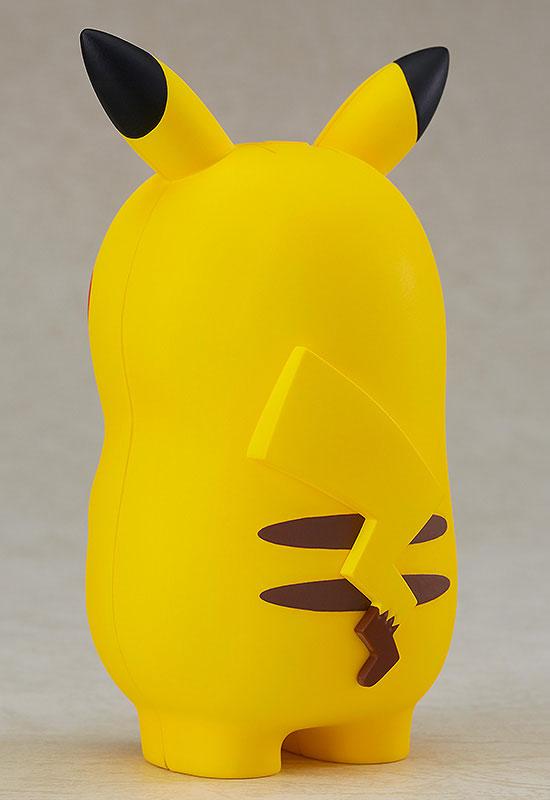 Nendoroid More - Pokemon Kigurumi Face Parts Case (Pikachu)(Pre-order)ねんどろいどもあ ポケットモンスター きぐるみフェイスパーツケース(ピカチュウ)Nendoroid