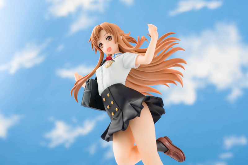 Sword Art Online the Movie: Ordinal Scale - Asuna Yuuki Summer Uniform Ver. 1/7 Complete Figure(Pre-order)劇場版ソードアート・オンライン -オーディナル・スケール- 結城明日奈 夏制服Ver 1/7 完成品フィギュアScale Figure