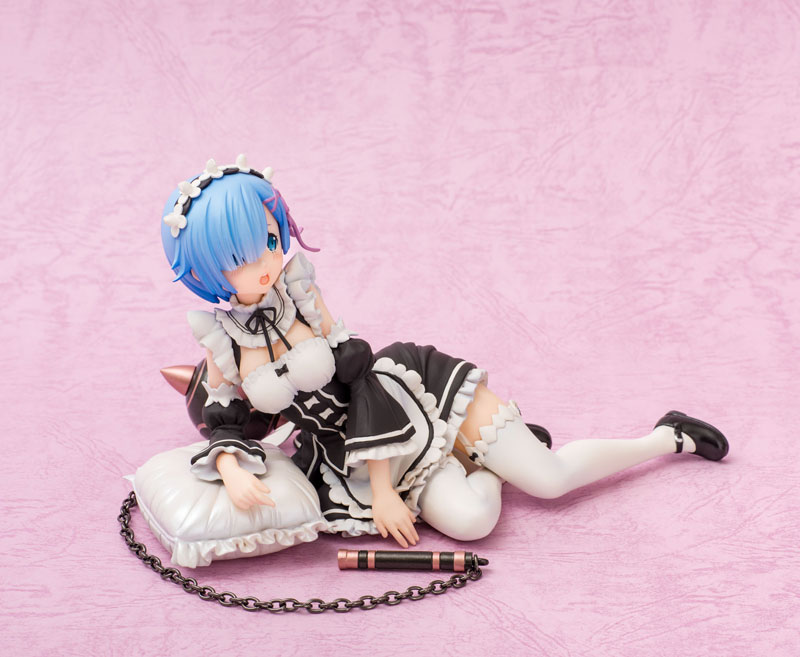 Re:ZERO -Starting Life in Another World- Rem 1/7 Complete Figure(Pre-order)Re:ゼロから始める異世界生活 レム 1/7 完成品フィギュアScale Figure