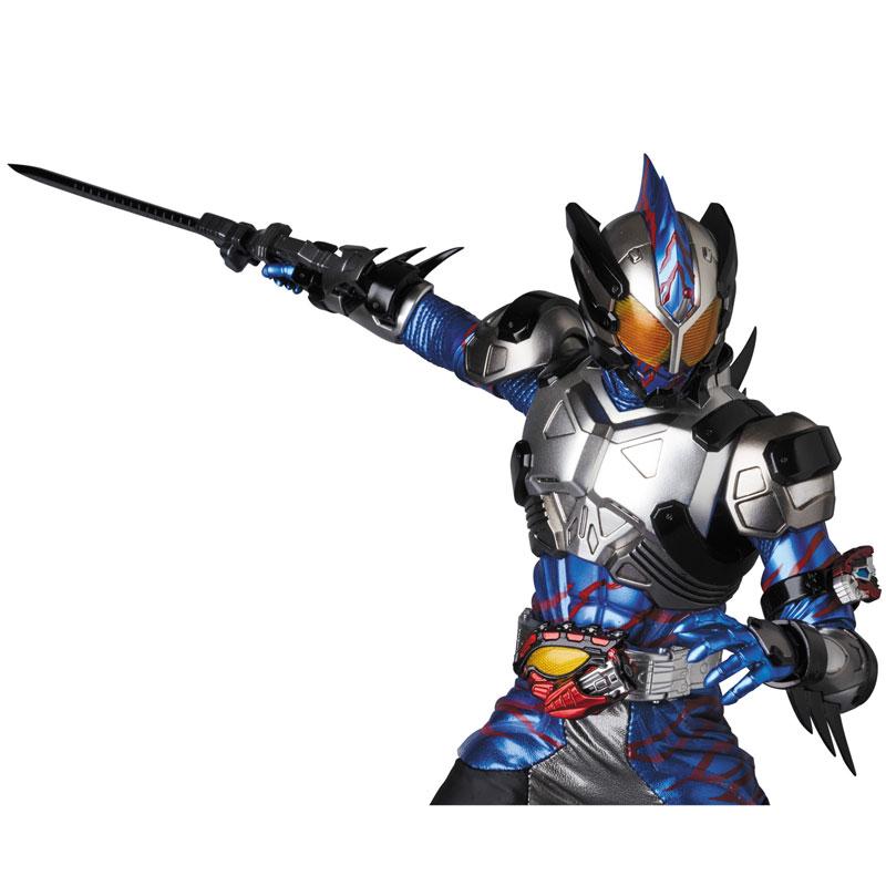 リアルアクションヒーローズ No.775 RAH GENESIS 仮面ライダーアマゾンネオ キメポーズ02