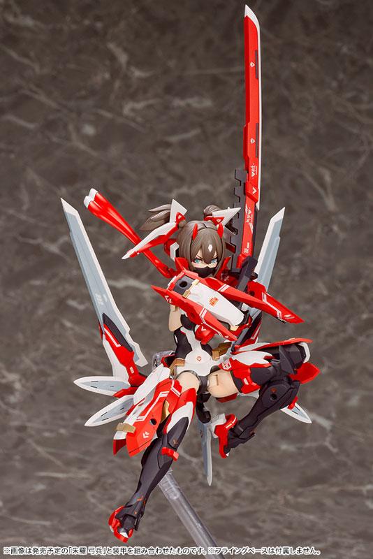 Megami Device - Asra Ninja 1/1 Plastic Model(Pre-order)メガミデバイス 朱羅 忍者 1/1 プラモデルScale Figure