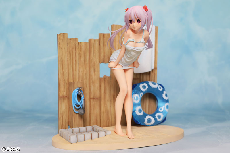 Beach Girl 1/7 Complete Figure(Pre-order)ビーチ少女 1/7 完成品フィギュアScale Figure