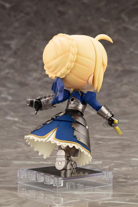 Cu-poche - Fate/Grand Order: Saber/Altria Pendragon Posable Figure(Pre-order)キューポッシュ Fate/Grand Order セイバー/アルトリア・ペンドラゴン 可動フィギュアNendoroid