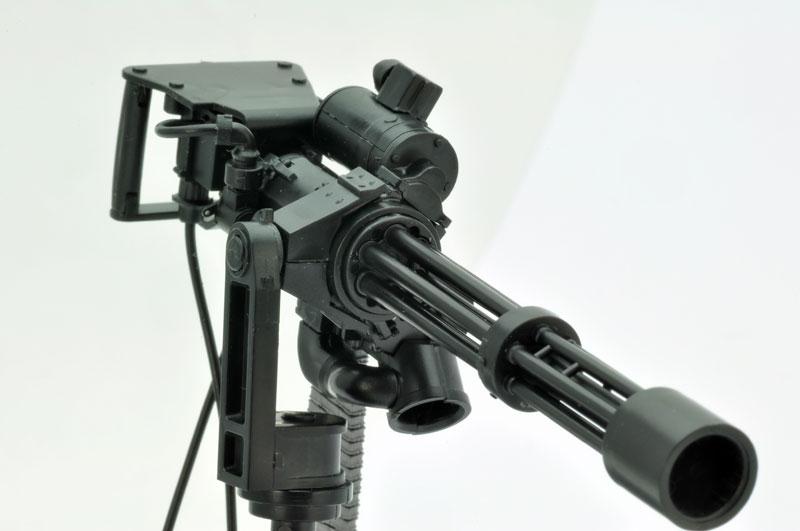 LittleArmory [LD012] 1/12 M134 Mini Gun Type (Stationary) Plastic Model(Pre-order)リトルアーモリー [LD012] 1/12 M134ミニガンタイプ(設置型) プラモデルScale Figure
