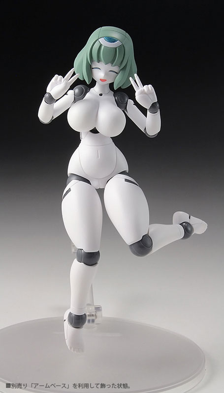Polynian - FLL Janna Complete Model Action Figure(Pre-order)ポリニアン FLL イアンナ 完成品アクションフィギュアScale Figure