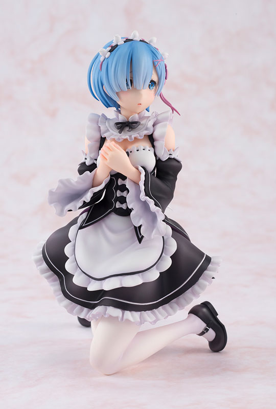Re:ZERO -Starting Life in Another World- Rem 1/8 Complete Figure(Pre-order)Re:ゼロから始める異世界生活 レム 1/8 完成品フィギュアScale Figure