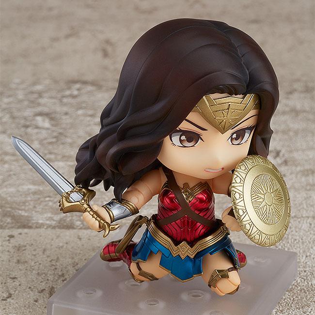 Nendoroid - Wonder Woman Hero's Edition(Pre-order)ねんどろいど ワンダーウーマン ヒーローズ・エディションNendoroid