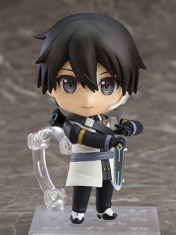 Nendoroid - Sword Art Online the Movie: Ordinal Scale: Kirito Ordinal Scale Ver.(Pre-order)ねんどろいど 劇場版 ソードアート・オンライン -オーディナル・スケール- キリト オーディナル・スケール Ver.Nendoroid