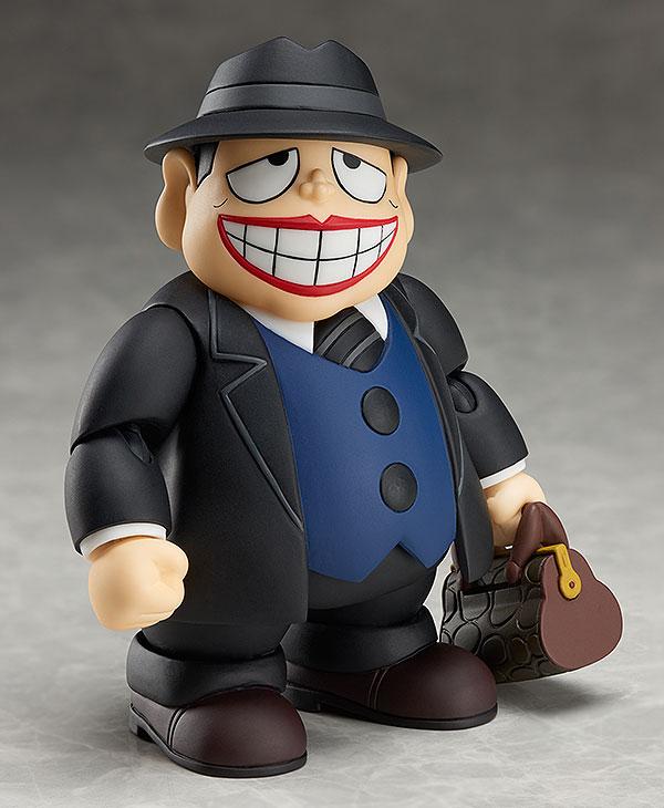 figma - The Laughing Salesman NEW: Fukuzo Moguro(Pre-order)figma 笑ゥせぇるすまんNEW 喪黒福造Figma
